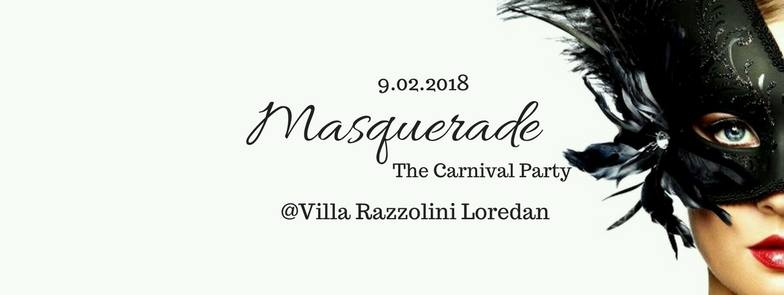 MASQUERADE… The carnival party